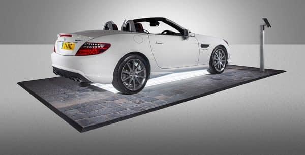 backlit flooring