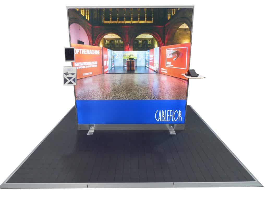 exhibition light boxes